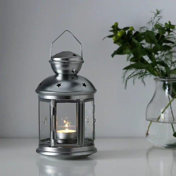 提灯造型烛台