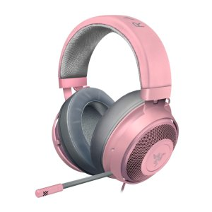 Razer Kraken Gaming Headset Quartz Pink