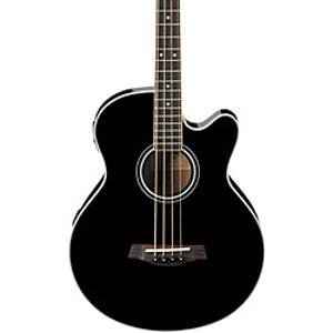 $129.99Ibanez AEB5E Acoustic-Electric Bass Black Restock