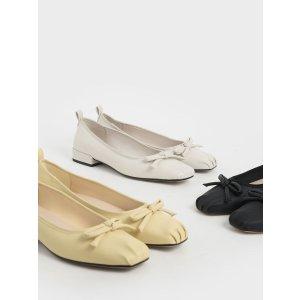 Charles & Keith芭蕾平底鞋