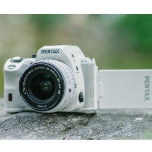 $425.7 (原价$623.94)史低价:Pentax 宾得 K-S2 防水防尘全天候单反相机