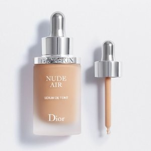$45.14(官网价$53)Christian Dior 空气感精华粉底液 SPF25 030 Medium Beige