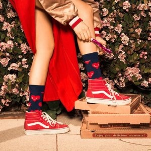 15% Off+ Free Shipping On Spring/Summer 2019 Collection @Happy Socks
