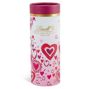Assorted LINDOR Truffles Valentine Gift Tube (20-pc, 8.5 oz)