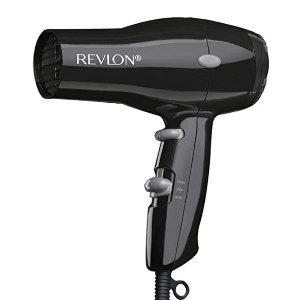 $10.97(原价$11.99)Revlon 紧凑轻巧的吹风机1875W 多色可选