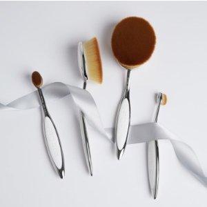 $408.12(原价$583.03)化妆刷里的爱马仕Artis Brush 化妆刷 Elite Smoke 系列10把套刷 美妆神器