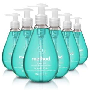 Method 洗手液 自然清香 12oz 6瓶