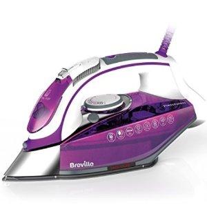 £19.99,熨烫杀螨虫一步搞定史低价:Breville Press Xpress 压力式蒸汽电熨斗