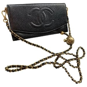 Chanel链条钱包