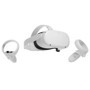 史低价:Oculus Quest 2 64GB 头戴一体式VR设备