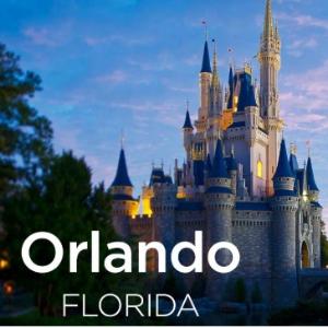 From $86 Washington DC To Orlando RT Airfare