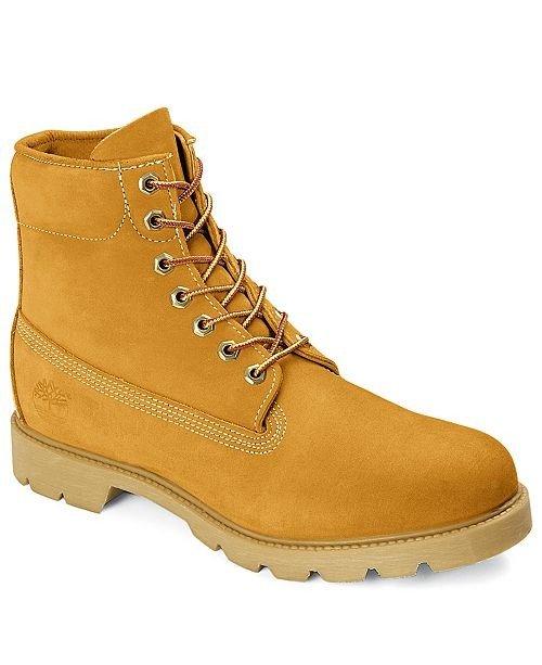 男款大黄靴