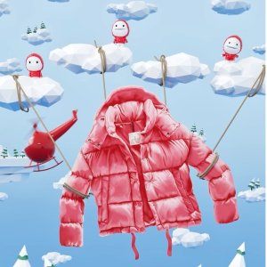 Earn Up to $750 GC + Free ShippingSaks Fifth Avenue Kids Moncler Sale
