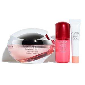 Shiseido价值$185百优深层紧致塑型面霜套装