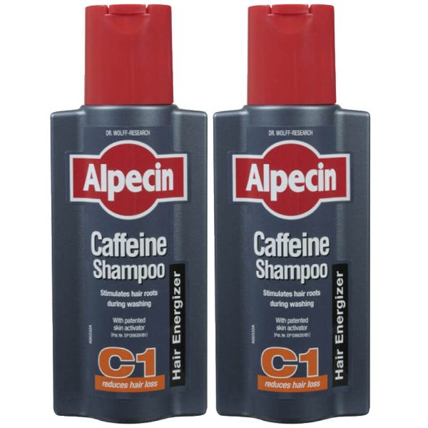 洗发香波两瓶装 (2 x 250ml)