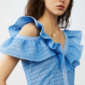 低至2折 收明星同款美裙Maje官网 精选连衣裙、半裙特价热卖