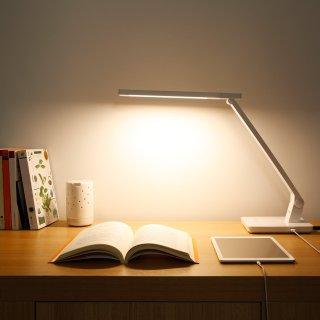 $16.8BESTEK LED 可调触摸式护眼台灯 带USB接口充电