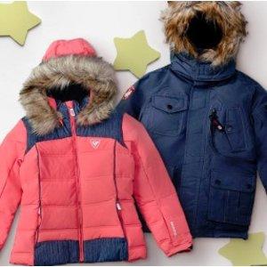 低至$27.78UGG、Jacadi、Moncler 儿童冬季外套、雪靴等特卖