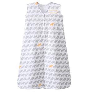史低$12.99(原价$34.99)Halo Innovations 婴儿全棉睡袋- 中号