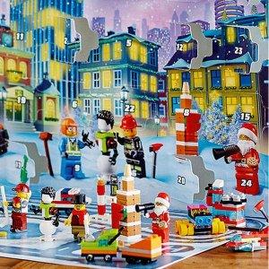 乐高圣诞日历$32起上新:Selfridges 2021圣诞日历专场 乐高玩具、巧克力礼盒等你来挑