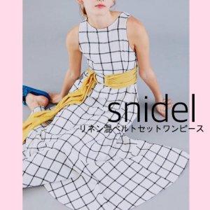 直邮中美 日杂同款  限时特价日系红牌 snidel 新款服饰 85折促销 超多款式可选