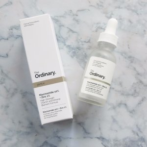 £4.12THE ORDINARY Niacinamide 10% + Zinc 1%( 30ml )