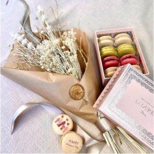 £23收马卡龙礼盒LADURÉE 高颜值又美味的马卡龙 母亲节送礼首选