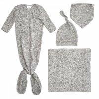 snuggle knit 新生儿套装
