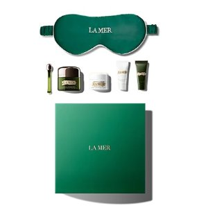 La Mer补货!价值£260 变相6.2折!眼霜套装