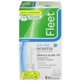 Fleet Street FleetA® Liquid Glycerin Laxative Suppositories 7.5ml 4 ct Box