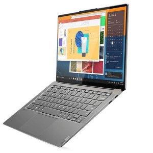 折扣升级:IdeaPad S940 14吋 4K超极本(i7-8565U, 8GB, 256GB)