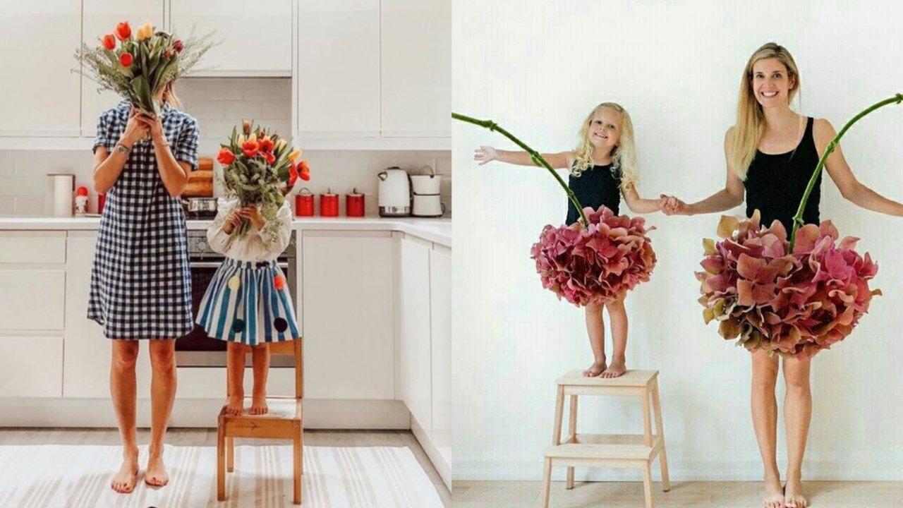 快让男人们来看看,如何给仙女和宝贝们拍出像样的照片