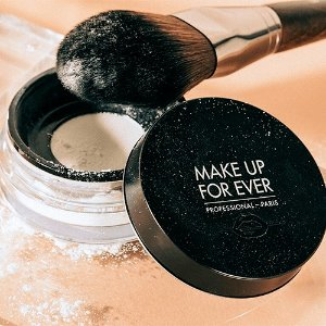 Make Up For EverUltra HD透明散粉 8.5g