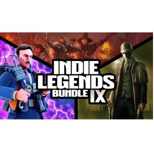 $1起4游戏,$7.99 12游戏Fanatical Indie Legends IX Bundle 慈善包 - Steam