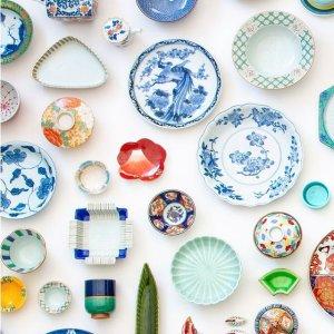 低至4.8折 直邮含税到手$48起西海陶器 波佐见烧瓷器 皇室都爱的和式餐具茶具 日本制造