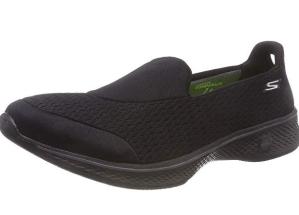 $24.48起(原价$85)Skechers 女士走路休闲运动鞋 一脚蹬 更方便 US 5.5码