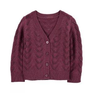 OshKosh B'gosh婴儿编织衫