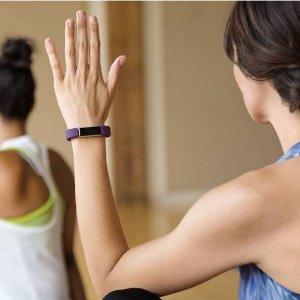 $119.95(原价$199.95)精选Fitbit Alta心率检测多功能运动手环 (多色)