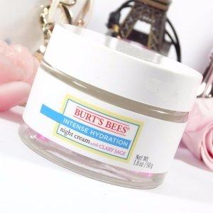 $7.59 Burt's Bees Intense Hydration Night Cream, 1.8 Ounces
