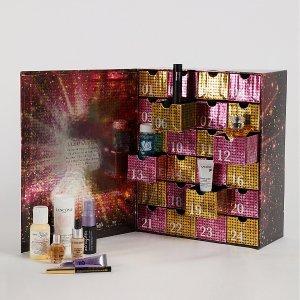 $215 一天解锁一个惊喜限量版:Selfridges 2018 Glam Sparkle 圣诞倒数礼盒