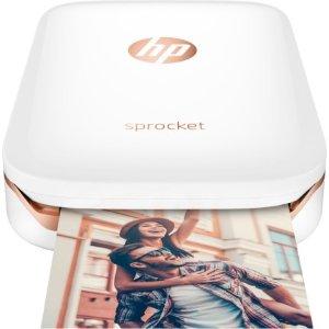 $99.95HP Sprocket 小印 口袋相片打印机