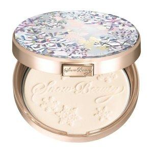 Shiseido心机美白蜜粉饼