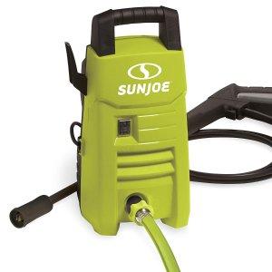 史低价:Sun Joe SPX201E 1350 PSI 电动高压水枪