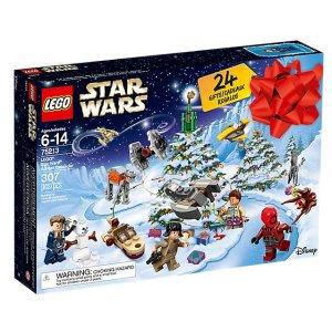 $39.99起,三款可选上新:LOGO 乐高 2018圣诞降临历上市