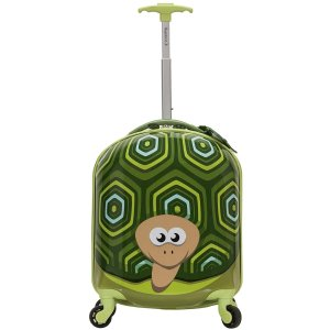 As Low As $43.8Rockland Jr. Kids' My First Hardside Spinner Luggage