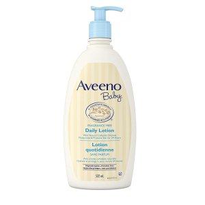 $11.18 (原价$14.99)Aveeno 婴儿保湿润肤露532ML  敏感肌可用