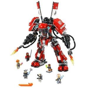 As Low As $6.99 LEGO Ninjago Toys Sale @ Amazon