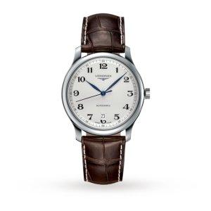 LonginesMaster系列38.5mm男士手表