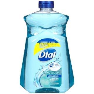 $7.93 白菜价Dial 抗菌洗手液 52oz大容量 x 2瓶