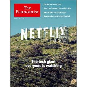 12周仅$12 送移动充电宝《经济学人The Economist》订阅优惠 涨知识练英文